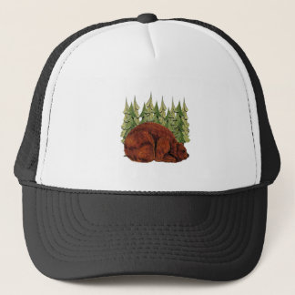 PEACEFUL AFTERNOON TRUCKER HAT