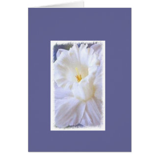 Peaceful and Pure Card