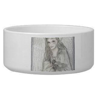 Peaceful Angel Bowl