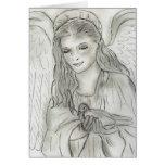 peaceful angel cards