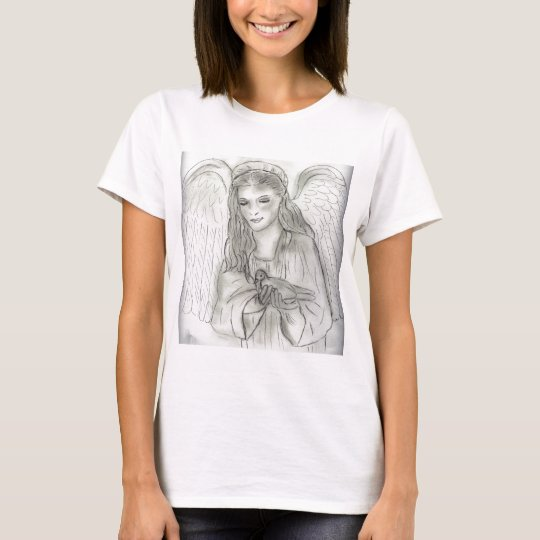 peaceful angel T-Shirt
