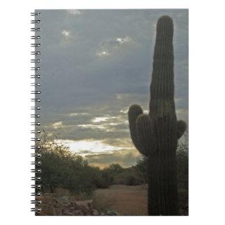 Peaceful Arizona Morning Notebook