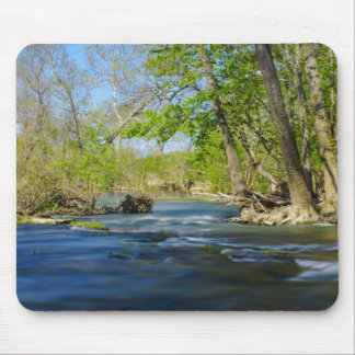 Peaceful At The River Mouse Pad