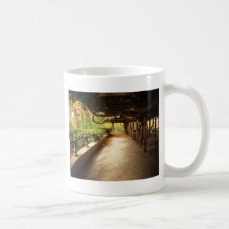 Peaceful Autumn Landscape, Central Park, NYC Coffee Mug