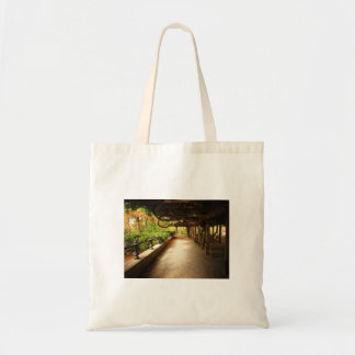 Peaceful Autumn Landscape, Central Park, NYC Tote Bag