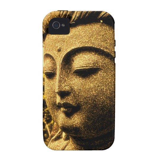 Peaceful Buddha iPhone4 Case-Mate Tough