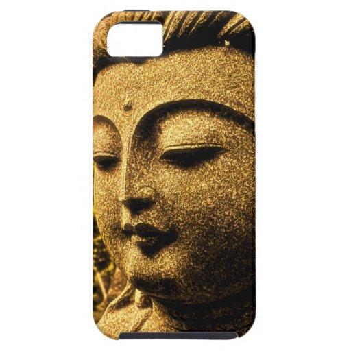 Peaceful Buddha iPhone Case-Mate iPhone 5 Cases