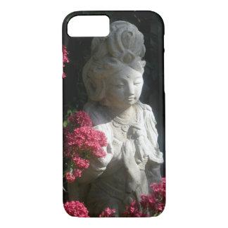 Peaceful Buddha Kuan Yin iPhone 7 Case