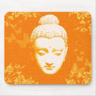 Peaceful Buddha mousepad
