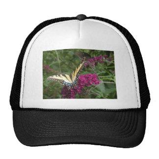 Peaceful butterfly trucker hat