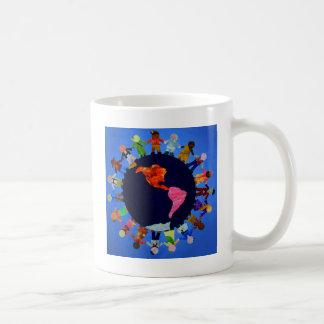 Peaceful Children around the World Mug