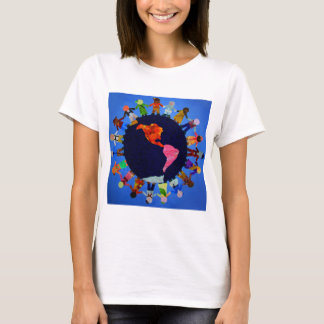 Peaceful Children around the World Shirt