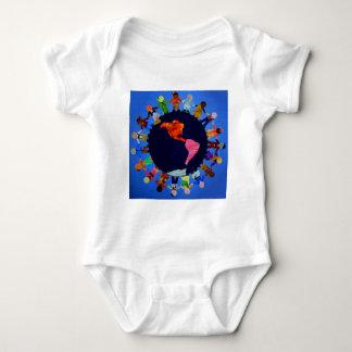 Peaceful Children around the World Shirt