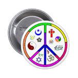 Peaceful Coexistence Button