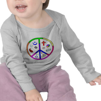 Peaceful Coexistence Shirts