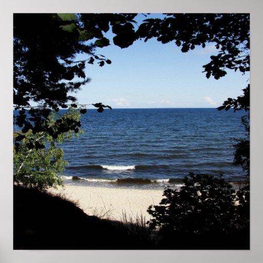 Peaceful Cove Print