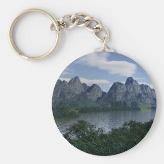 Peaceful Day Key Chains