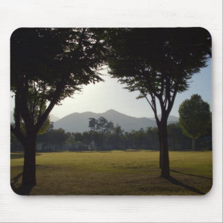 Peaceful day mouse pads