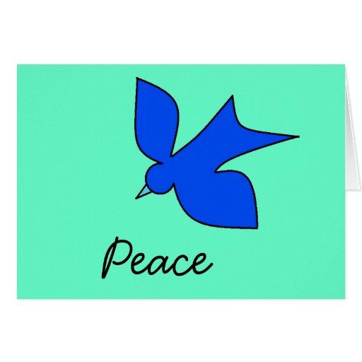 Peaceful Dove Cards