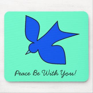 Peaceful Dove Mouse Pad