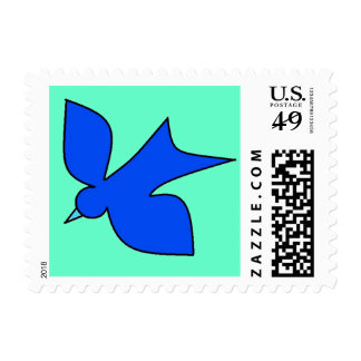 Peaceful Dove Stamps