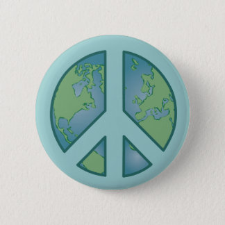 Peaceful Earth Button