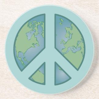 Peaceful Earth Coaster
