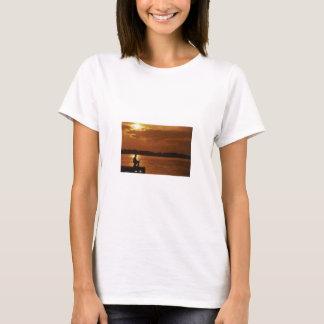 Peaceful Evening Angler T-Shirt