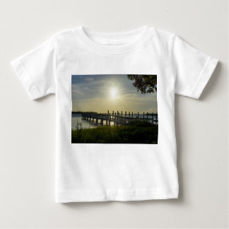 Peaceful Evening At Cooper River Baby T-Shirt