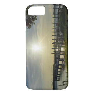 Peaceful Evening At Cooper River iPhone 7 Case
