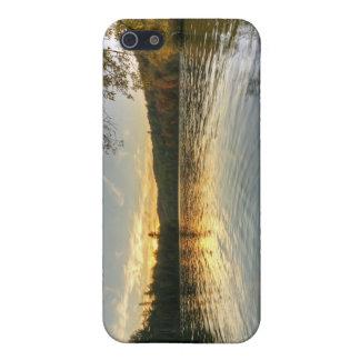 Peaceful Evening iPhone 5 Case