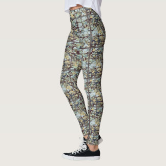 Peaceful Explosion Leggings