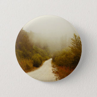 PEACEFUL FOREST PATH PINBACK BUTTON