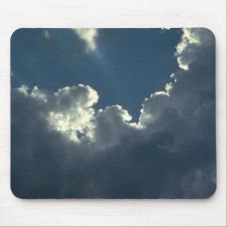 Peaceful Heaven Cumulus Mouse Pads