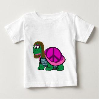 Peaceful Honu gril Tee Shirt