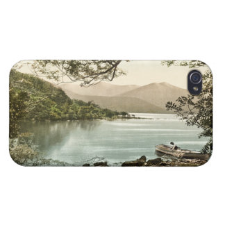 Peaceful Irish Lake Kerry Mountains On iPhone 4 iPhone 4/4S Covers