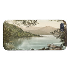 Peaceful Irish Lake Kerry & Mountains On Iphone 5 Iphone Se/5/5s Cover at Zazzle