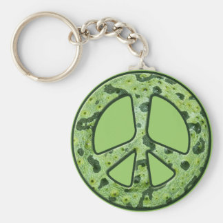 Peaceful Kingdom - 1 Basic Round Button Keychain