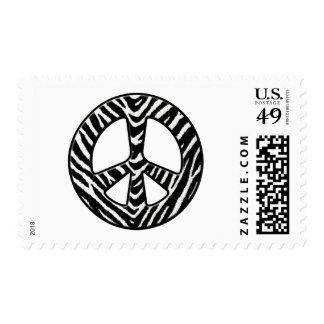 Peaceful Kingdom - 2 Stamp
