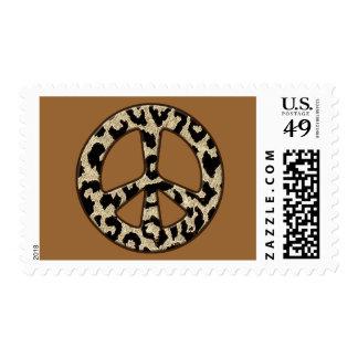 Peaceful Kingdom - 3 Postage Stamp