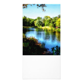 Peaceful Lake Card