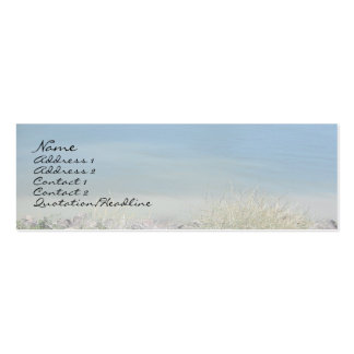 Peaceful Lake Shore Business Cards