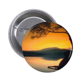 Peaceful Lake Sunset Pins