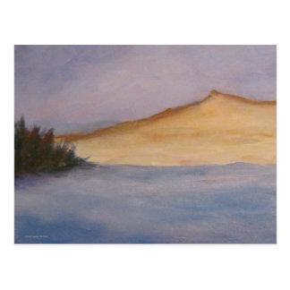 Peaceful Landscape Postcard