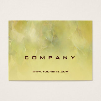 Peaceful Leaves Business Card