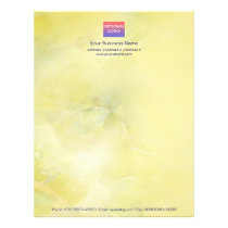 Peaceful Leaves Letterhead