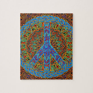 Peaceful Living Jigsaw Puzzle