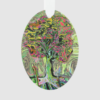 Peaceful Living Tree of Life Ornament