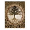 Peaceful Living Tree Postcard (<em>$1.00</em>)