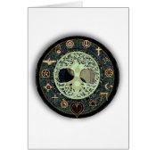 Peaceful Living Yin Yang Card (<em>$3.15</em>)